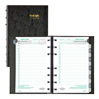 EcoLogix CoilPro Daily Planner, 8