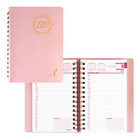 Blueline Pink Ribbon Daily Planner, 8