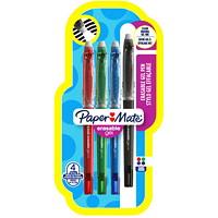 Paper Mate Premium Erasable Gel Pen in Assorted Business Colours