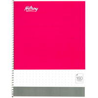 Hilroy Dotted Coil Notebook, 8