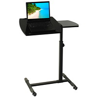 Star Quality Height-Adjustable Laptop Cart