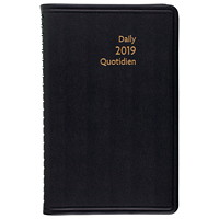 Grand & Toy Softcover Daily Planner, 8
