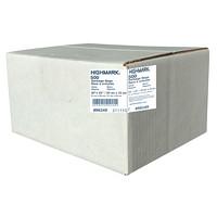 HighMark Industrial Garbage Bags, White, 20