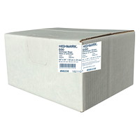 HighMark Industrial Garbage Bags, Clear, 22