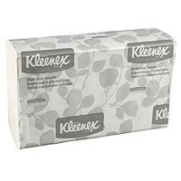 Essuie-mains blancs à plis multiples Kleenex