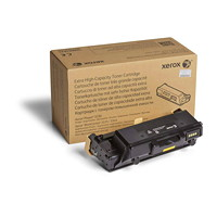 Xerox Black Extra-High Yield Original Toner Cartridge (106R03624)