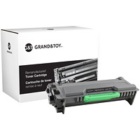 Grand & Toy Remanufactured Black High Yield Toner Cartridge (alternative for Brother: TN850)