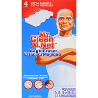 Mr. Clean Extra Power Magic Eraser Cleaning Pads, 4/PK