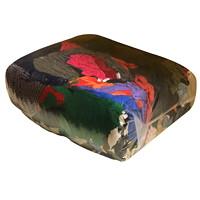 Chiffons t-shirts colorés Globe Commercial Products, sac de 25lb
