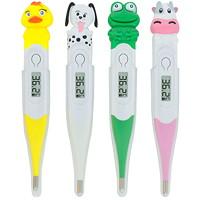 BIOS Living Flex Tip Kids Character Digital Thermometer