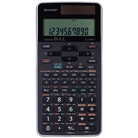 Calculatrice scientifique compacte à 469fonctions Sharp
