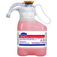 Désinfectant de surfaces SmartDose Diversey, bouteille de 1,4l