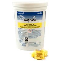 Nettoyant désodorisant tout usage EasyPaks Diversey, 90sachets