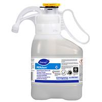 Nettoyant à usage général avec peroxyde d'hydrogène SmartDose PERdiem Diversey, 1,4l