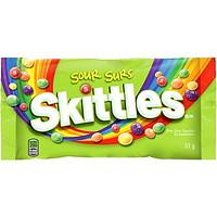 Bonbons à saveurs de fruits surs Skittles, 51 g, boîte de 24