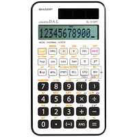 Sharp 169-Function Scientific Calculator
