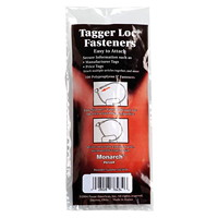 Avery Monarch Tagger Loc Fasteners, White, 5