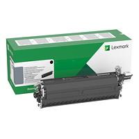 Ensemble d'imagerie Lexmark 78C0ZK0 Programme de retour, noir