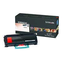 Lexmark Original E260A21A Standard Yield Black Toner Cartridge