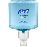 Purell Healthy Soap Mild Foam, For ES4 Dispensers, 1,200 mL, 2/CT