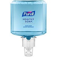 Purell Healthy Soap Mild Foam, For ES6 Dispensers, 1,200 mL, 2/CT