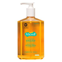 Micrell Antibacterial Lotion Hand Soap with Chloroxylenol, Citrus Scented, 354 mL