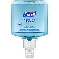 Purell CRT Healthy Soap High Performance Foam, For ES6 Dispensers, 1,200 mL, 2/CT