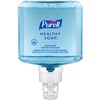 Purell CRT Healthy Soap High Performance Foam, For ES8 Dispensers, 1,200 mL, 2/CT