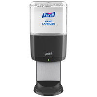Purell ES8 Touch-Free Hand Sanitizer Dispenser, Graphite, 1,200 mL Capacity