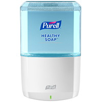 Purell ES8 Touch-Free Hand Soap Dispenser, White, 1,200 mL Capacity