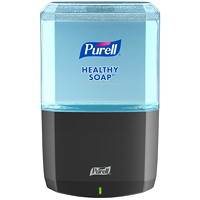 Purell ES8 Touch-Free Hand Soap Dispenser, Graphite, 1,200 mL Capacity