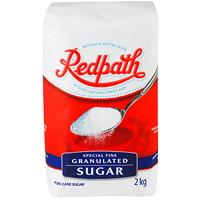Redpath Granulated Sugar, 2 kg