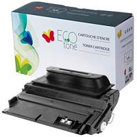 Cartouche de toner remise à neuf à rendement standard HP Q5942X EcoTone (RHP42X), noir