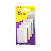 Onglets de classement durables 2 po Post-it