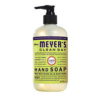 Mrs. Meyer's Clean Day Hand Soap, Lemon Verbena Scent, 370 mL