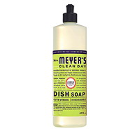 Mrs. Meyer's Clean Day Dish Soap, Lemon Verbena Scent, 473 mL