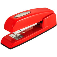 Swingline 747 Compact Metal Stapler, Rio Red