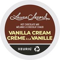 Dosettes K-Cup de mélange à chocolat chaud à la vanille Laura Secord, boîte de 24
