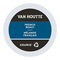 Dosettes K-Cup de café Van Houtte, mélange français, boîte de 24