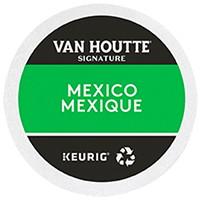 Dosettes K-Cup de café Van Houtte, Mexique, boîte de 24