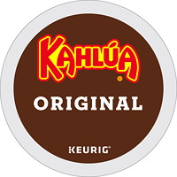Kahlúa Single-Serve Coffee K-Cup Pods, Original, 24/BX