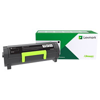 Lexmark Black High Yield Return Program Toner Cartridge (B221H00)