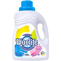 Woolite Everyday Liquid Laundry Detergent, Sparkling Falls Scent, 1.8 L