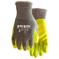 Stealth Dog Fight Cut-Resistant Gloves, Medium, 6 Pairs/PK