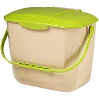 Bac pour compostage de cuisine Globe Commercial Products, 2gallons