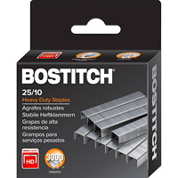 Bostitch Heavy-Duty Staples, 3/8