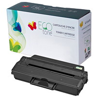 EcoTone Remanufactured Dell Black Standard Yield Universal Toner Cartridge (1260)