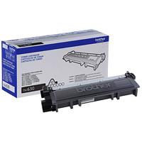 Brother Black Standard Yield Laser Toner Cartridge (TN630)