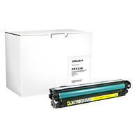 Grand & Toy Remanufactured HP 651A Yellow Standard Yield Toner Cartridge (CE342A)