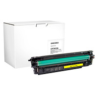 Grand & Toy Remanufactured HP 508A Yellow Standard Yield Toner Cartridge (CF361A)